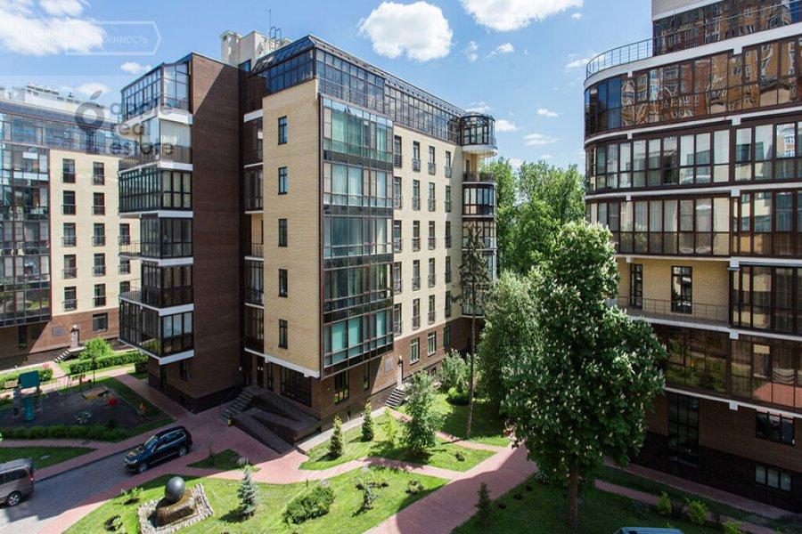 Фото дома 5-комнатной квартиры по адресу Староволынская ул. 15к5