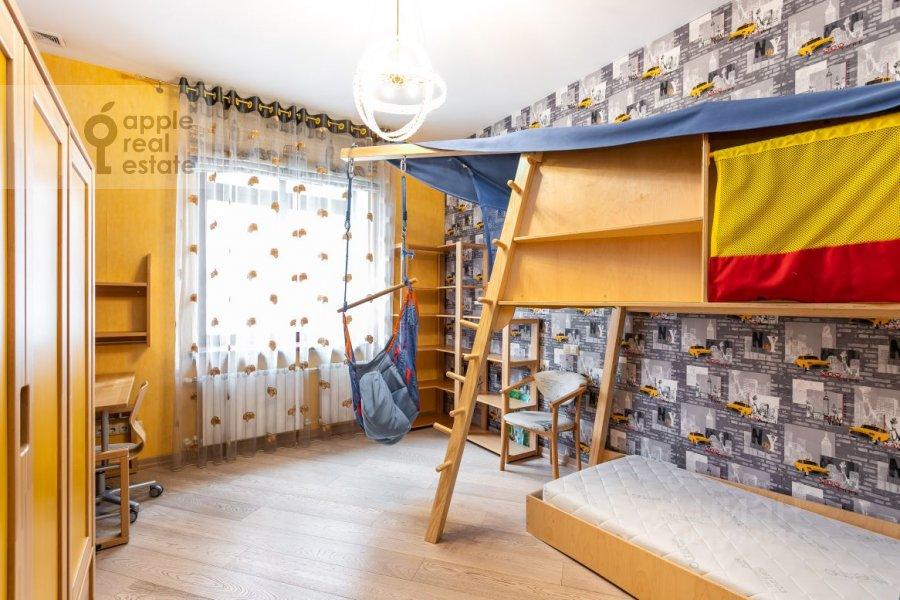 5-комнатная квартира по адресу Староволынская ул. 15к5