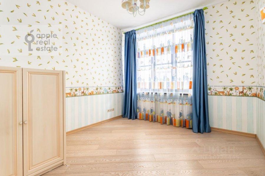 Детская комната / Кабинет в 5-комнатной квартире по адресу Староволынская ул. 15к5