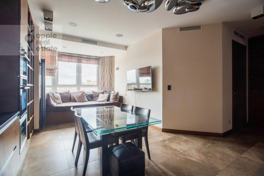 Кухня в 4-комнатной квартире по адресу Ломоносовский проспект 25к5