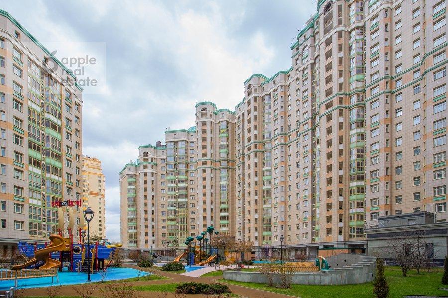 Фото дома 4-комнатной квартиры по адресу Ломоносовский проспект 25к5