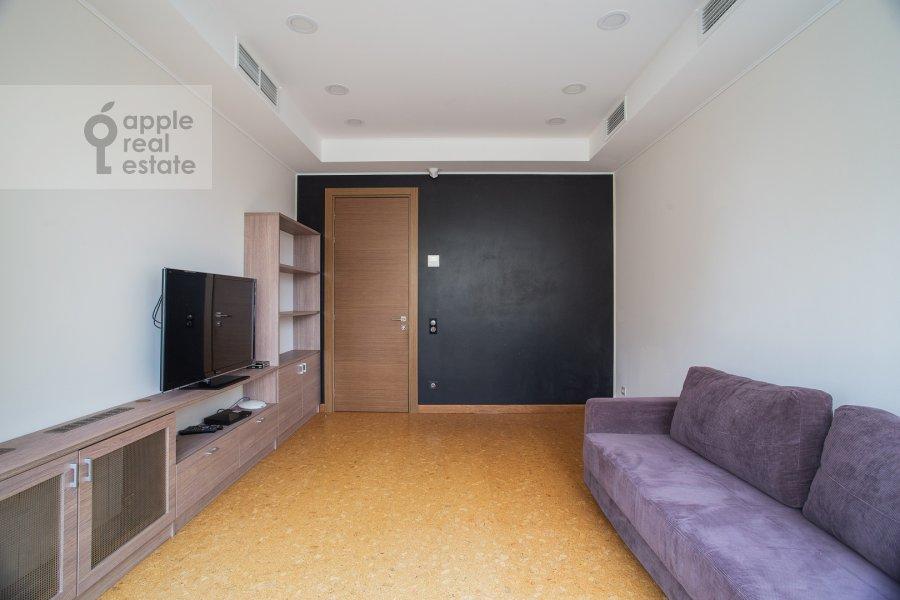 Детская комната / Кабинет в 4-комнатной квартире по адресу Ломоносовский проспект 25к5