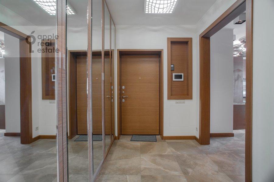Коридор в 4-комнатной квартире по адресу Ломоносовский проспект 25к5