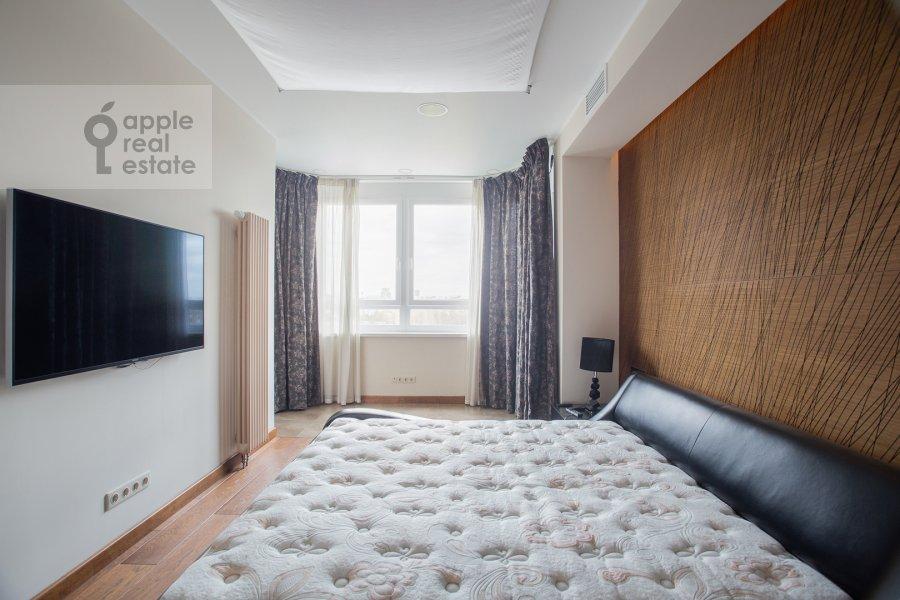 Спальня в 4-комнатной квартире по адресу Ломоносовский проспект 25к5