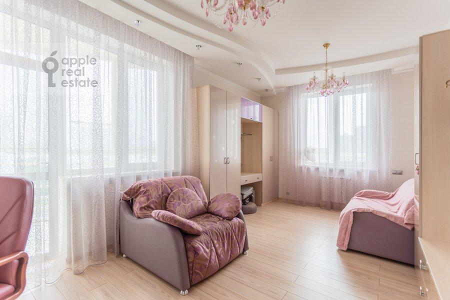 Детская комната / Кабинет в 3-комнатной квартире по адресу проспект Вернадского 105к4