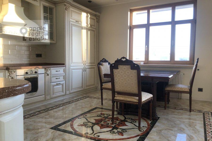 Кухня в 3-комнатной квартире по адресу Ломоносовский проспект 25к3