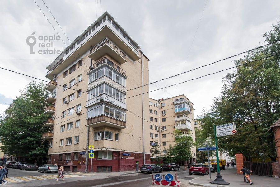 Фото дома 2-комнатной квартиры по адресу переулок Сивцев Вражек 15/25