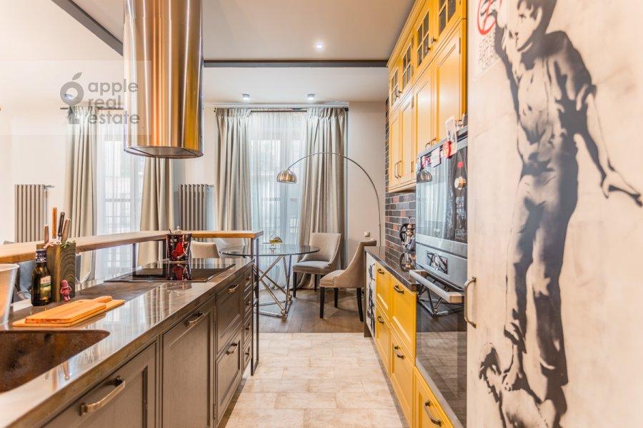 Кухня в 2-комнатной квартире по адресу Наставнический пер. 3