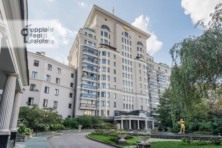 Фото дома 5-комнатной квартиры по адресу 1-й Неопалимовский пер. 8