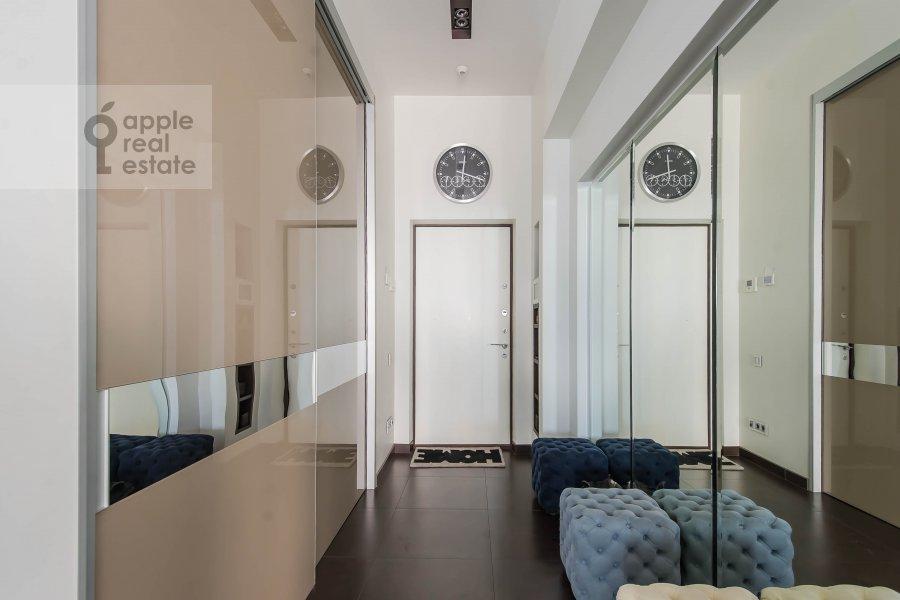 Коридор в 5-комнатной квартире по адресу 1-й Неопалимовский пер. 8