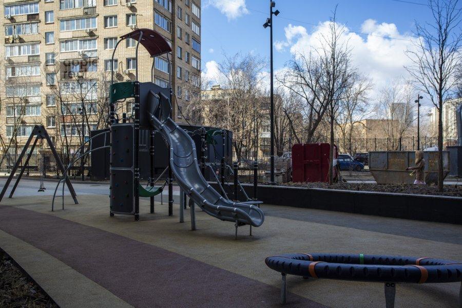 Фото дома 3-комнатной квартиры по адресу Ходынская улица 2