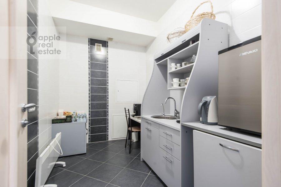 Kitchen of the 2-room apartment at Arkhitektora Vlasova 6