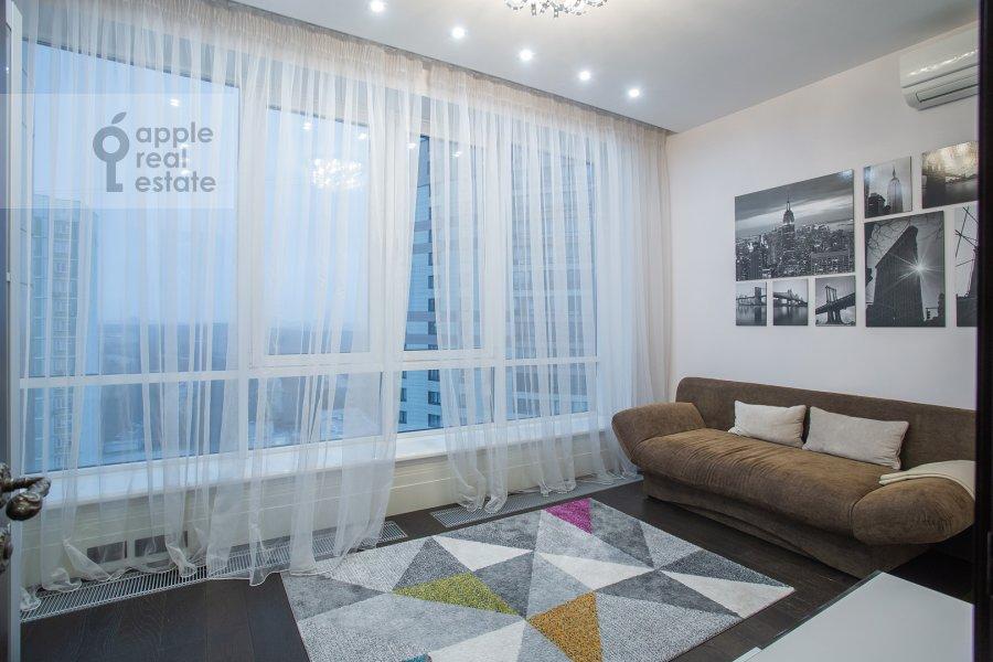Детская комната / Кабинет в 4-комнатной квартире по адресу Давыдковская улица 18