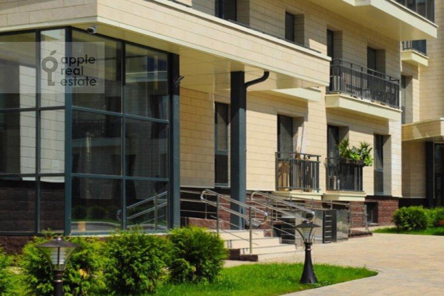 Photo of the house of the 3-room apartment at Kashtanovaya ul. 6