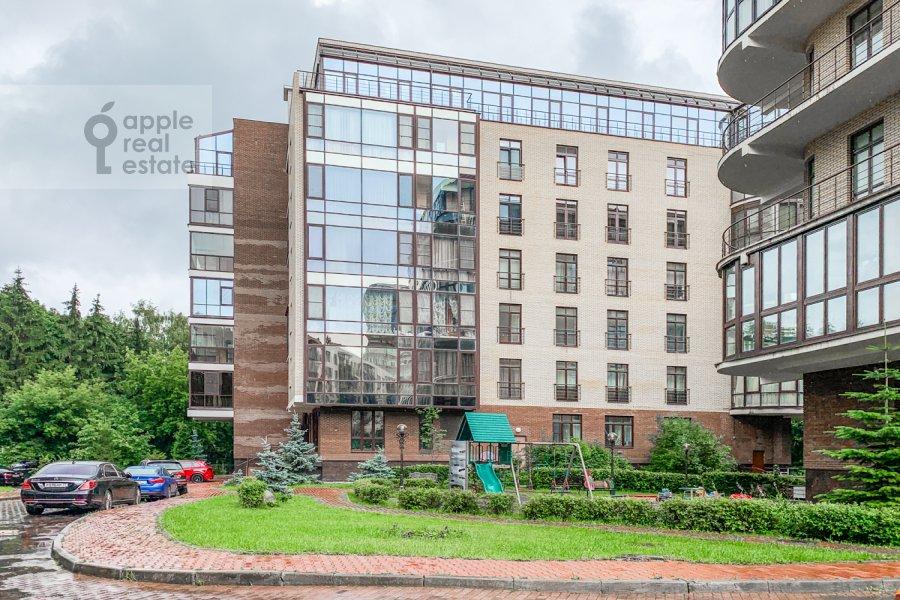 Фото дома 6-комнатной квартиры по адресу Староволынская улица 15к6