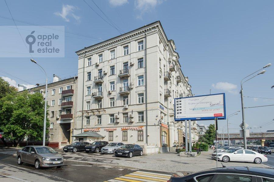 Photo of the house of the 2-room apartment at Leningradskiy prospekt 48