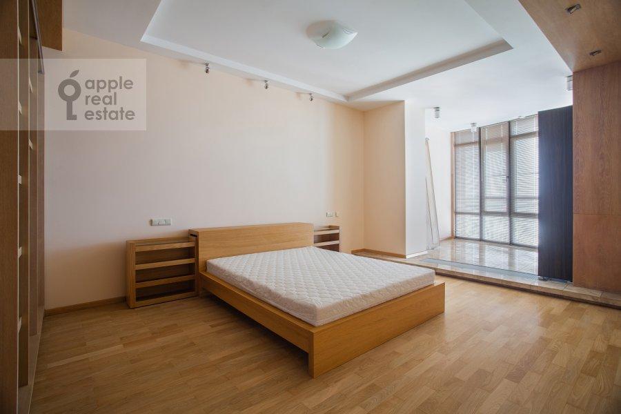 Спальня в 3-комнатной квартире по адресу Протопоповский пер., 17С3
