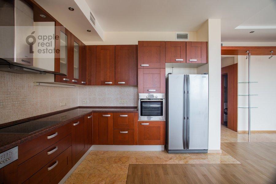 Кухня в 3-комнатной квартире по адресу Протопоповский пер., 17С3
