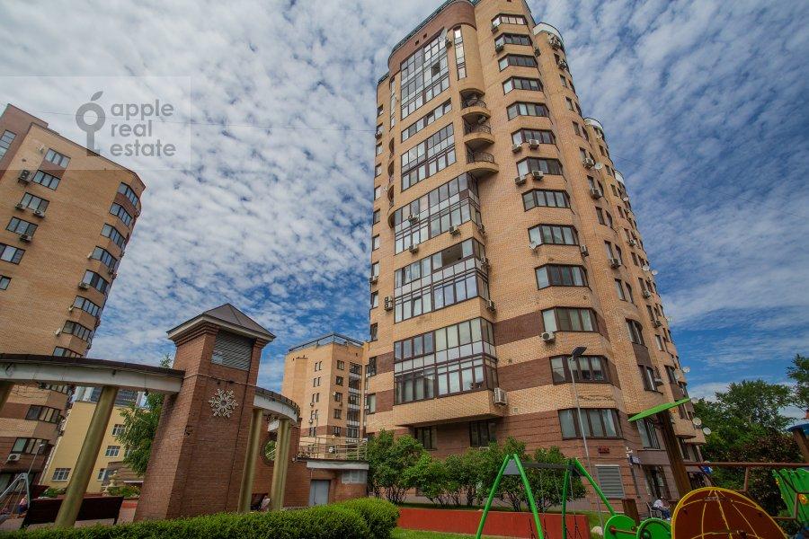 Фото дома 3-комнатной квартиры по адресу Протопоповский пер., 17С3