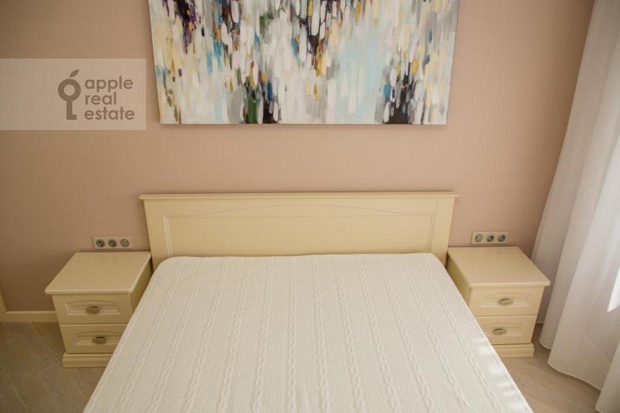 Спальня в 2-комнатной квартире по адресу Верхняя Красносельская улица 19с2
