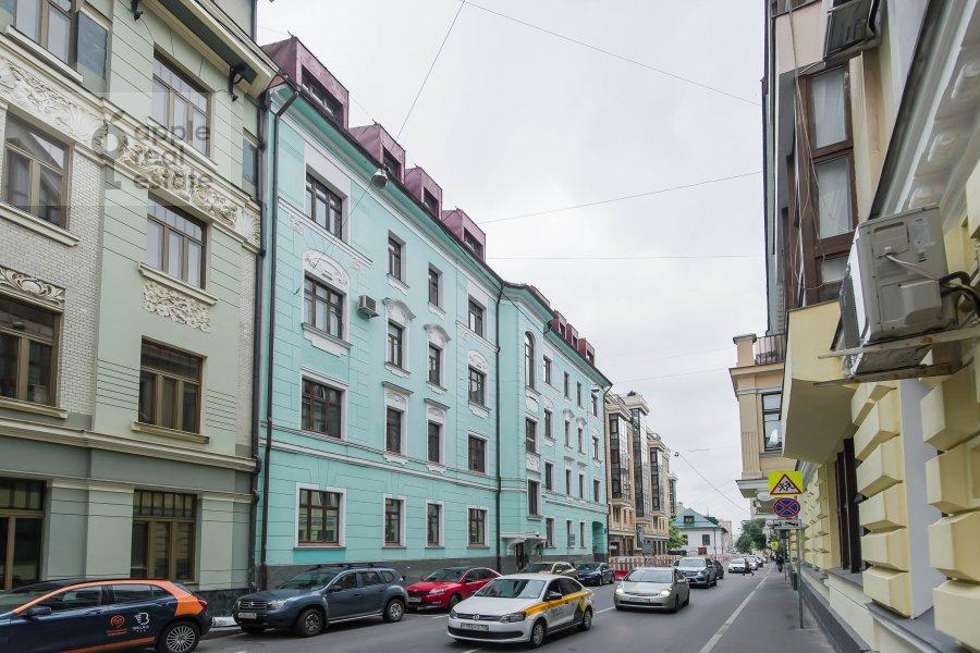 Photo of the house of the 4-room apartment at Bol'shoy Afanas'evskiy pereulok 30
