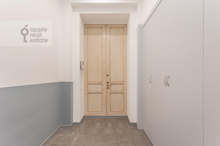 Corridor of the 6-room apartment at Myasnitskaya ulitsa 15