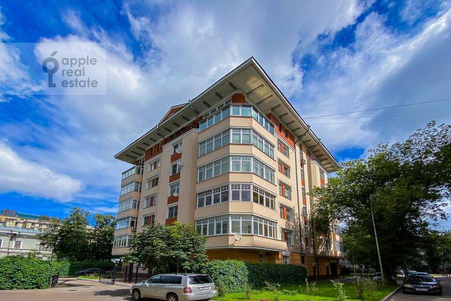 Фото дома 4-комнатной квартиры по адресу Бахрушина 19С2