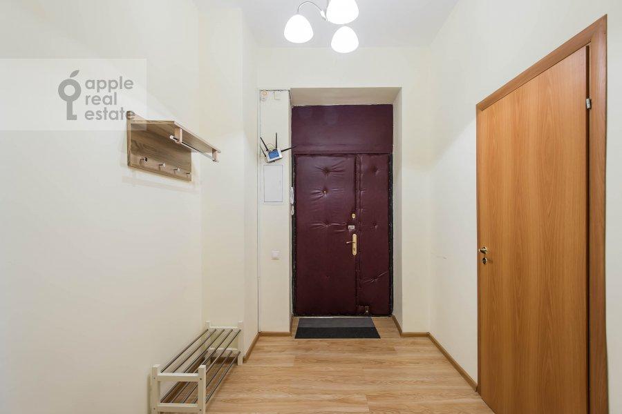 Corridor of the 2-room apartment at Malyy Kakovinskiy pereulok 3