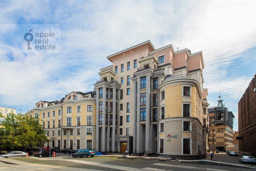 Фото дома 3-комнатной квартиры по адресу Большой Гнездниковский переулок 3