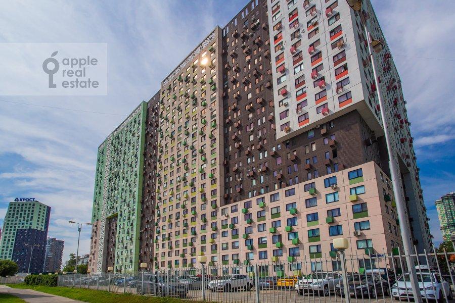 Фото дома 3-комнатной квартиры по адресу улица Народного Ополчения 11