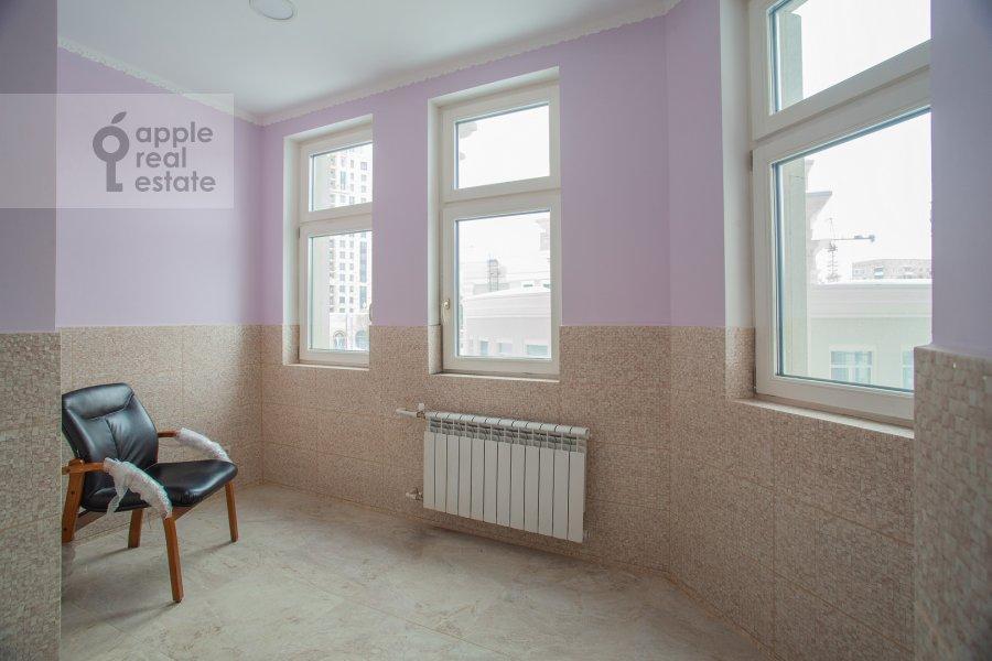 Balcony / Terrace / Loggia of the 6-room apartment at Serpukhovskiy Val 21k4