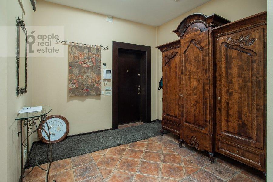 Коридор в 4-комнатной квартире по адресу Звенигородская улица 8к1