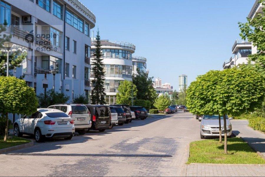 Фото дома 4-комнатной квартиры по адресу Островной проезд 9К1