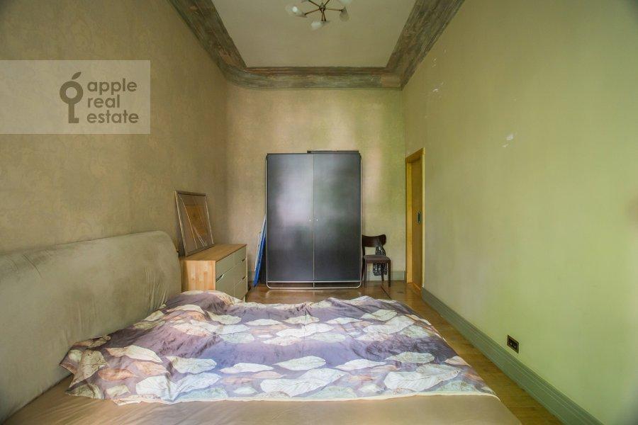 Спальня в 2-комнатной квартире по адресу Дегтярный переулок 15с2