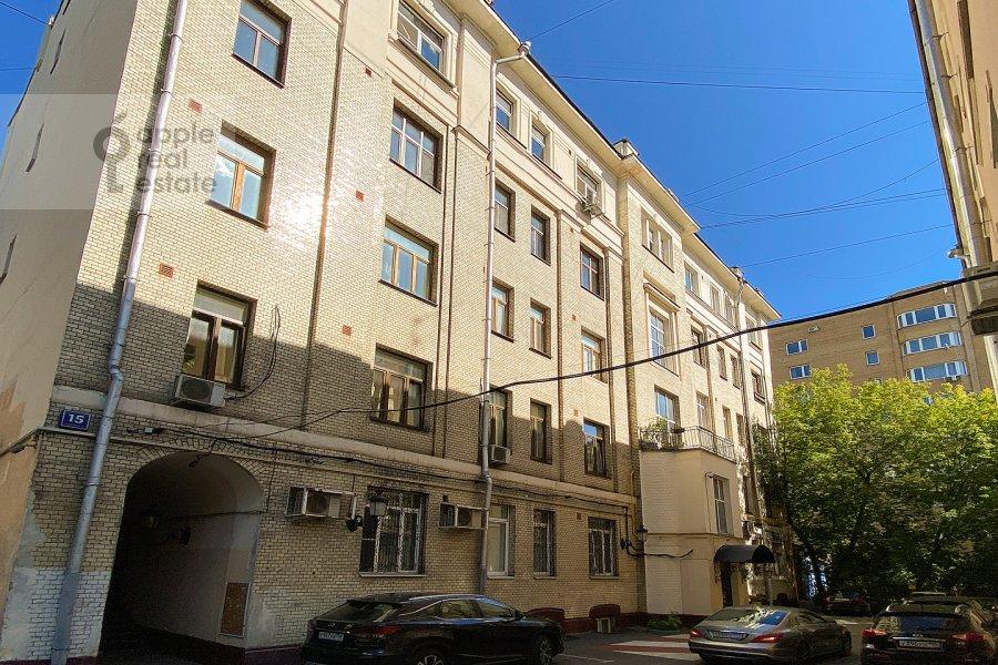 Фото дома 2-комнатной квартиры по адресу Дегтярный переулок 15с2