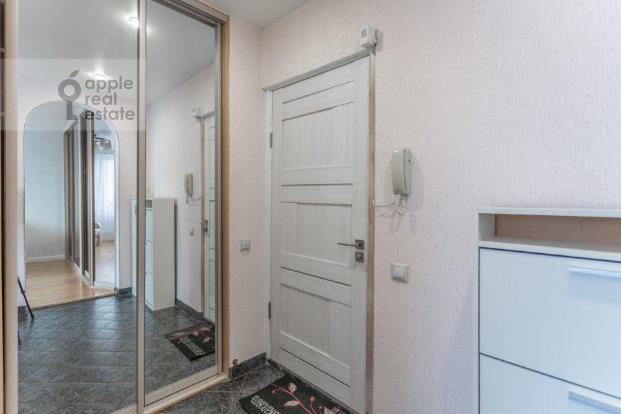 Коридор в 1-комнатной квартире по адресу Троицкая улица 10с1