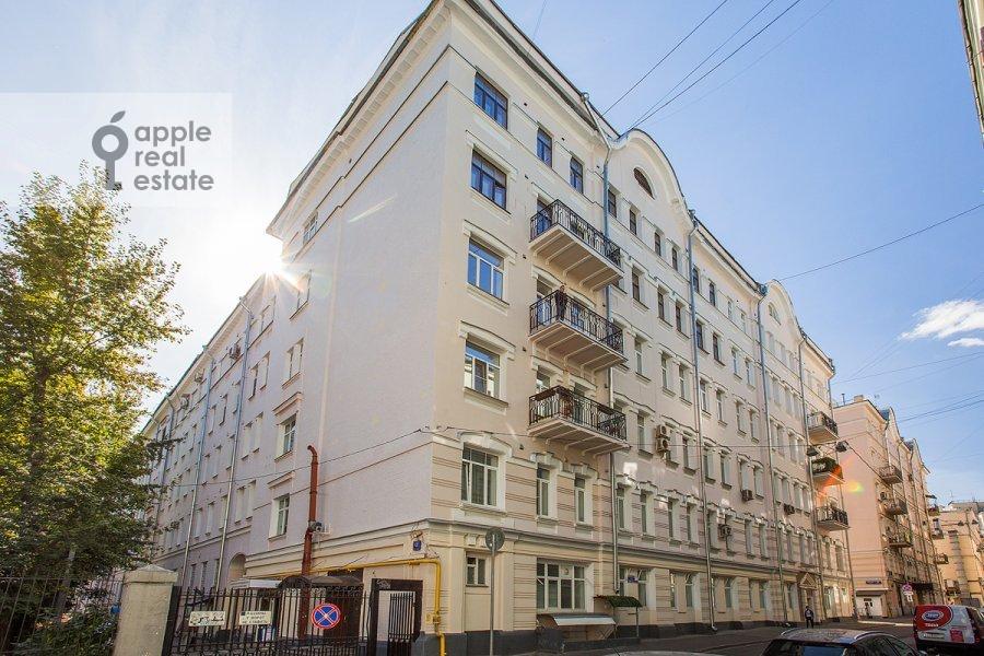 Фото дома 3-комнатной квартиры по адресу Тверская улица 12с8