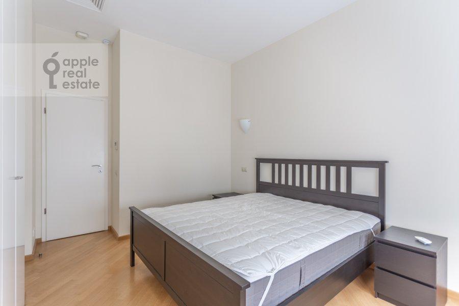 Спальня в 3-комнатной квартире по адресу Тверская улица 12с8