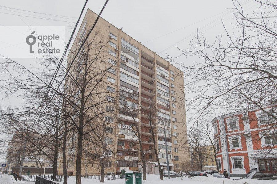 Фото дома 3-комнатной квартиры по адресу Гагаринский переулок 27