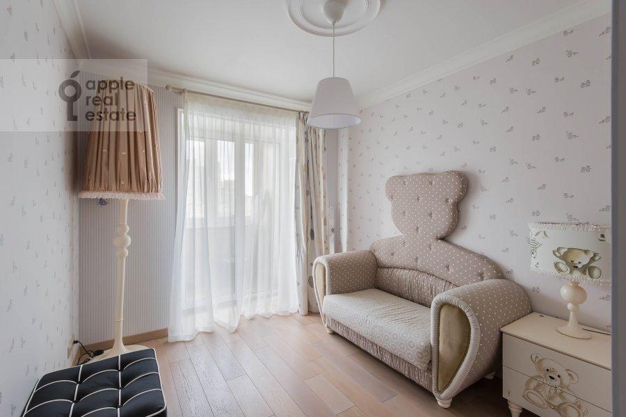 Детская комната / Кабинет в 3-комнатной квартире по адресу Гагаринский переулок 27