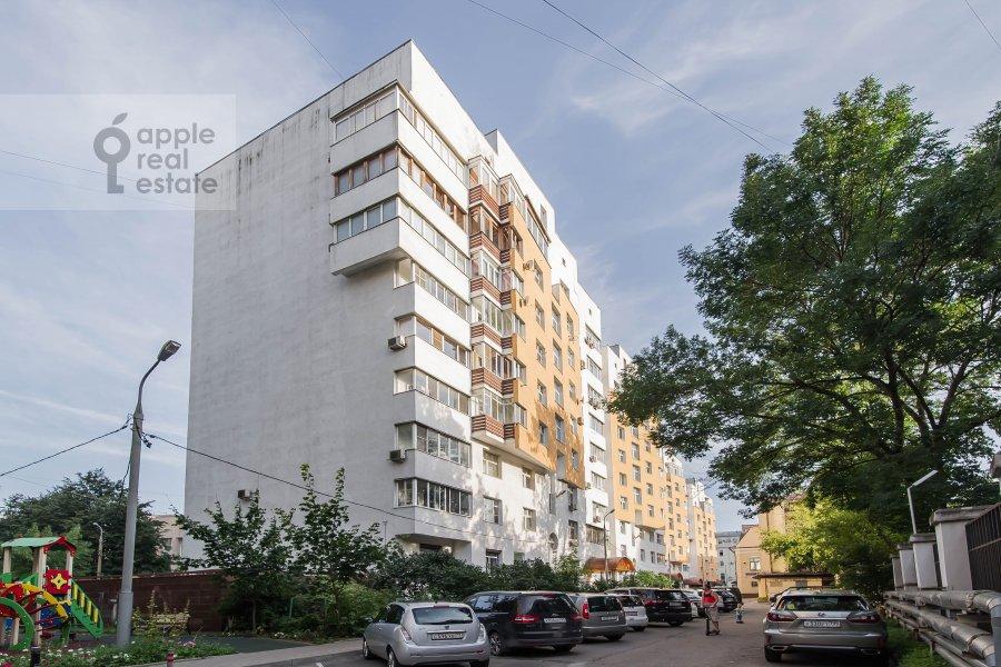 Фото дома 2-комнатной квартиры по адресу Новорязанская ул. 30А