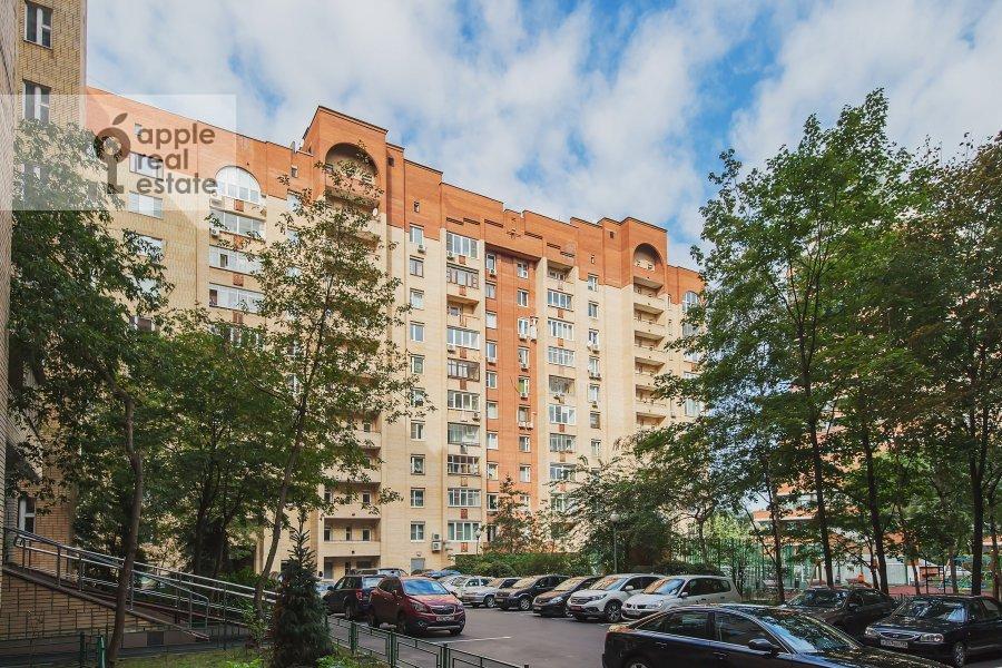 Фото дома 3-комнатной квартиры по адресу Большая Якиманка 26