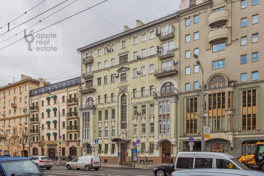 Фото дома 6-комнатной квартиры по адресу Садовая-Кудринская улица 23С1