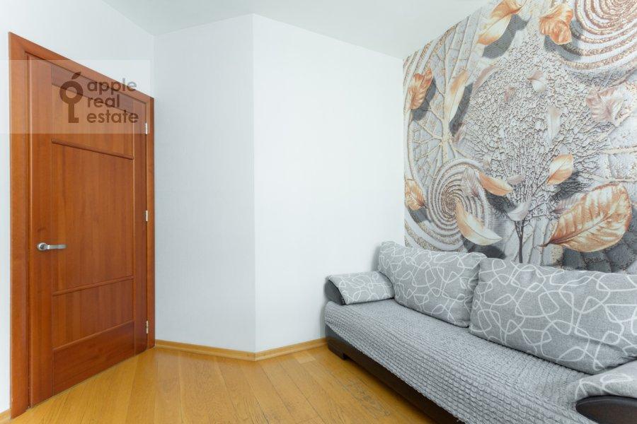 Детская комната / Кабинет в 4-комнатной квартире по адресу Карамышевская набережная 62к1