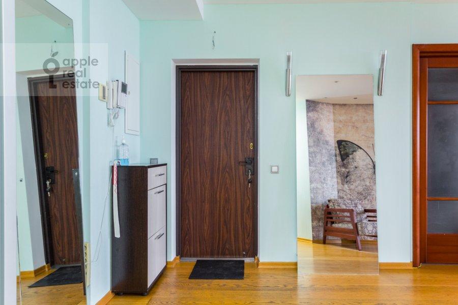 Коридор в 4-комнатной квартире по адресу Карамышевская набережная 62к1