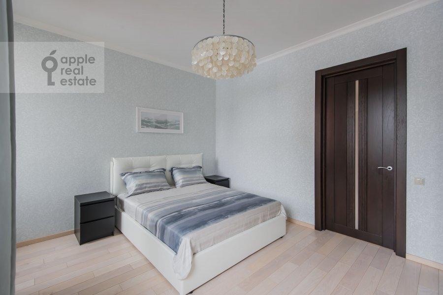 Спальня в 2-комнатной квартире по адресу Большой Афанасьевский переулок 25