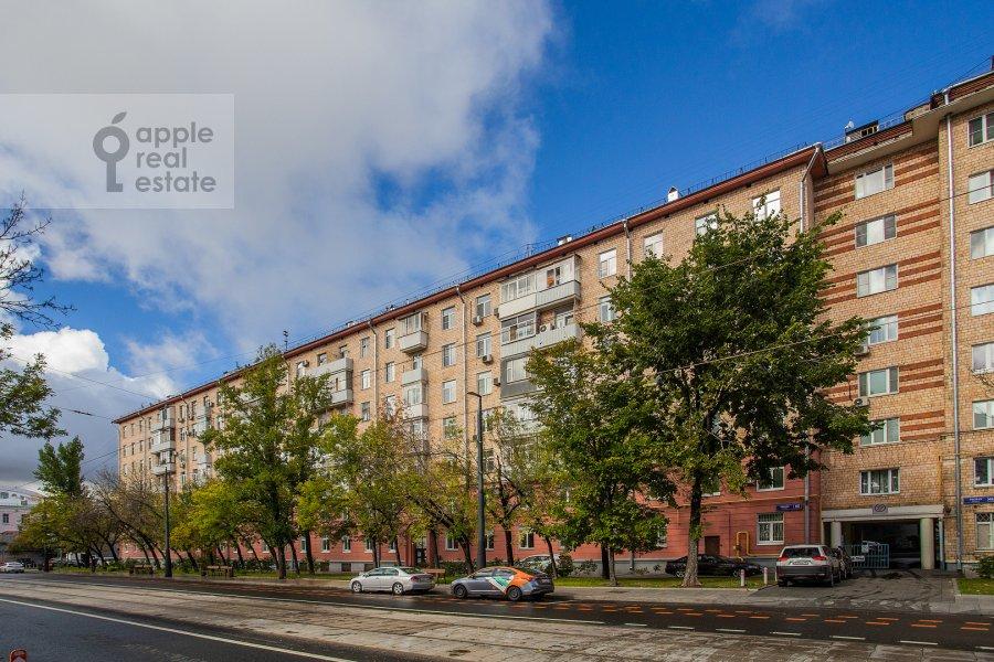 Фото дома 3-комнатной квартиры по адресу Лесная улица 63с1