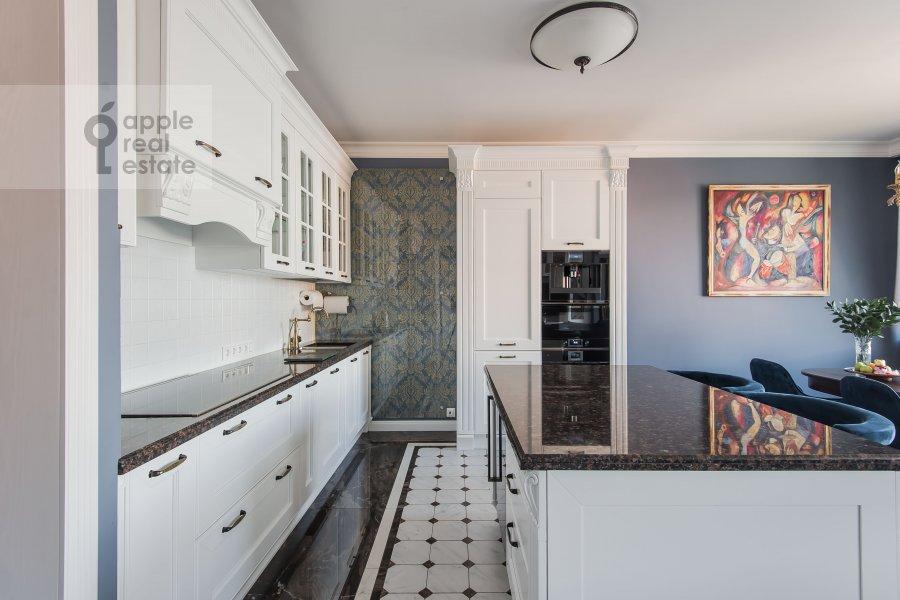 Kitchen of the 3-room apartment at Sadovnicheskaya ulitsa 57S2