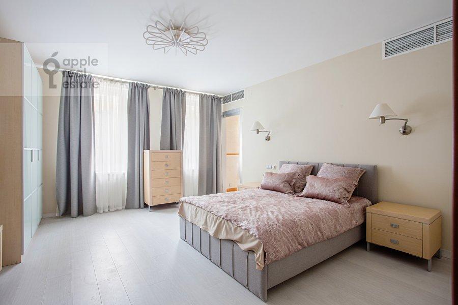 Спальня в 4-комнатной квартире по адресу 4-я Тверская-Ямская улица 22