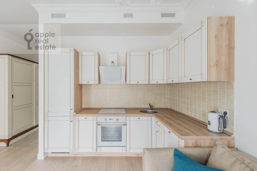 Кухня в 2-комнатной квартире по адресу Шлюзовая набережная 2А
